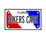 Bikers Care Specialty Plate On Sale Now